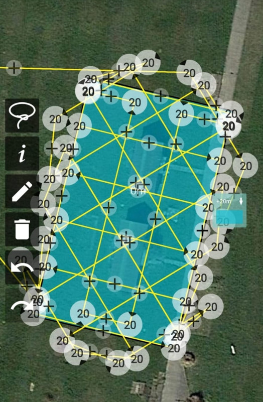 2d Mapping points